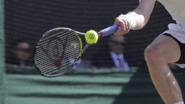 Wimbledon is coming under scrutiny for match-fixing.
