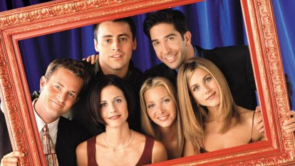 The one where a whole new generation gets hooked on Friends