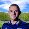 Broxham signs new two-year deal with Victory, Hope a one-year contract