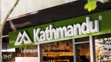 Kathmandu will raise $201 million from investors as it looks to shore up its balance sheet.