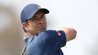 Adam Scott has questioned whether it's responsible for the Olympic Games to proceed in Tokyo.