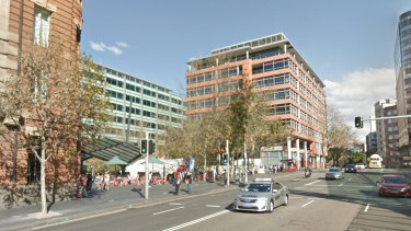 The office towers on Lee Street at the centre of the latest speculation about Google's new Australian HQ.