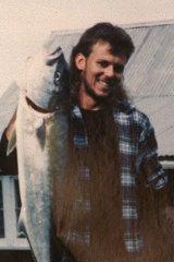 The missing fisherman Deane Fuller-Sandys.