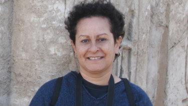 Cathy Bird, niece of Nancy-Bird Walton, went into hiding after her bridging visa expired.