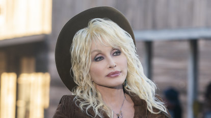 The Dolly Parton Paradox: 73 and trending, out there but under wraps