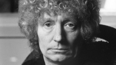 Brett Whiteley pictured in 1985.