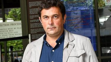 Developer Stefce Kutlesovski.