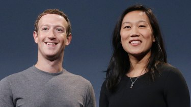 Facebook CEO Mark Zuckerberg and his wife, Priscilla Chan have pledged to give away 99 per cent of their Facebook stock to philanthropic causes..