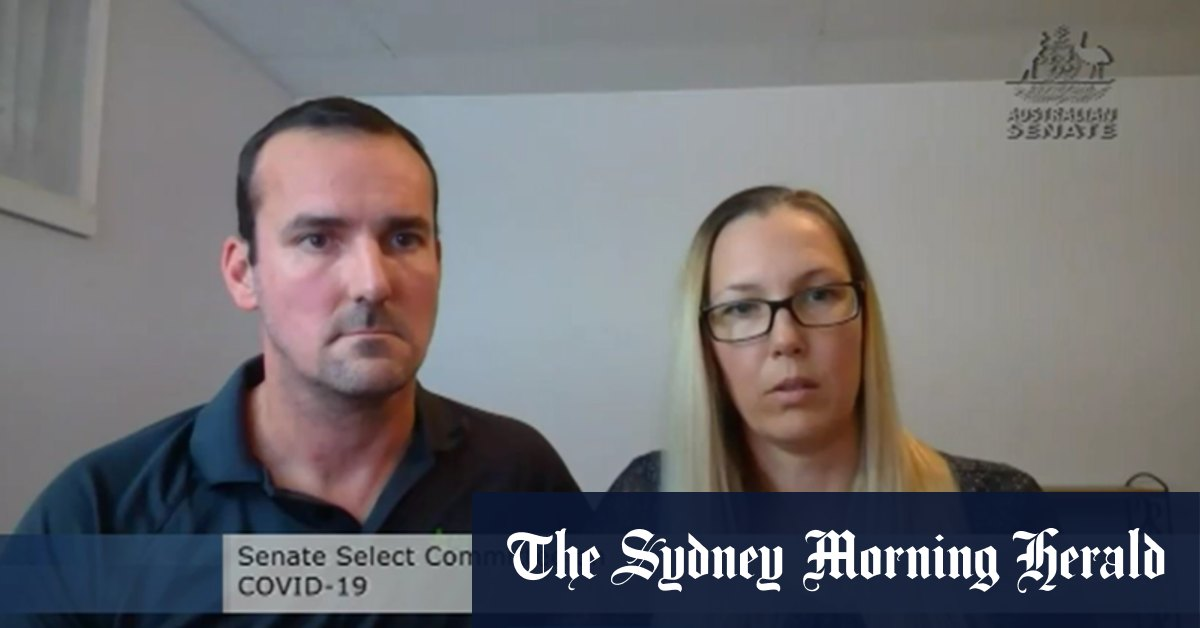 Australian couple's battle to return home has cost $50000 since March – Sydney Morning Herald