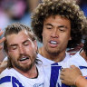 Souths in crisis as Foran inspires a Bulldogs boilover