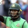 Shakib Al Hasan has starred for Bangaldesh at the World Cup.