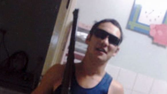 Footage revealed of bloody stabbing in Canberra jail