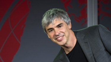 Google's thn-chief executive Larry Page asked Rubin for his resignation when the accusations were made,.