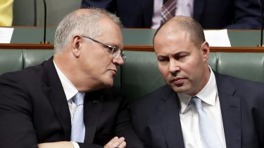 Prime Minister Scott Morrison and Treasurer Josh Frydenberg were blindsided by the Victorian Liberal Party's plan to fast-track preselections.