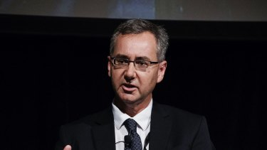 Financial businesses are grappling with how to deal with non-financial risks, says APRA's John Lonsdale.
