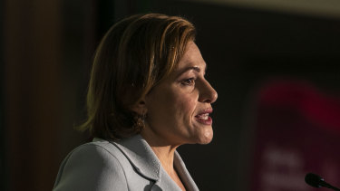 Queensland Treasurer Jackie Trad has announced another record spend on health in the latest state budget.