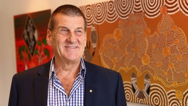 Jeff Kennett thinks Australia Day should be shifted from January 26.