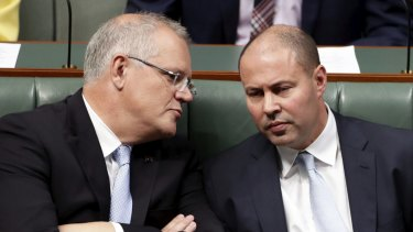Prime Minister Scott Morrison and Treasurer Josh Frydenberg have written to accounting peak bodies about Labor's policy.