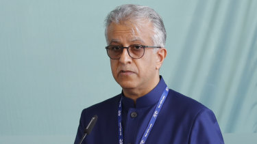 Up for election: AFC president Sheikh Salman Bin Ibrahim Al-Khalifa.