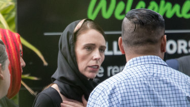 New Zealand Prime Minister Jacinda Ardern has demanded answers from Australian and New Zealand police.