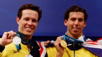 'Scared of my own country': Hackett's fear before Olympic clash with Perkins