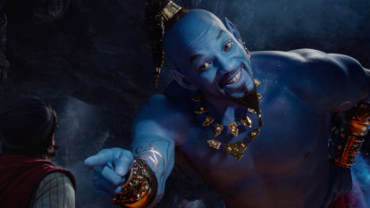 He's no Robin Williams, but Will Smith brings touch of magic to Aladdin