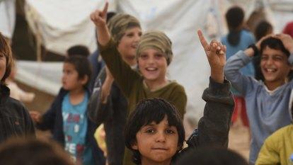 Britain starts bringing back Islamic State children