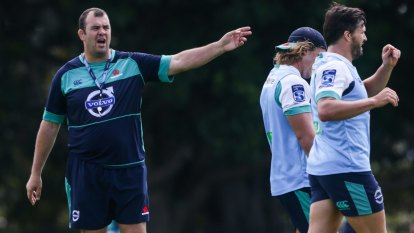 'Nothing is off the table': Waratahs open to Cheika comeback