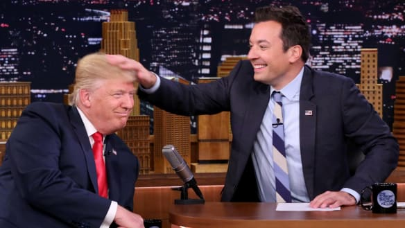 'Be a man': Donald Trump slams Jimmy Fallon over interview backtrack