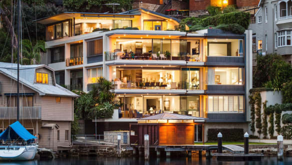 The wealthy Sydneysiders turning a long-standing real estate tradition on its head