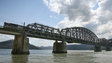 The report says a backlog of work on rail bridges will continue to grow without extra funding.