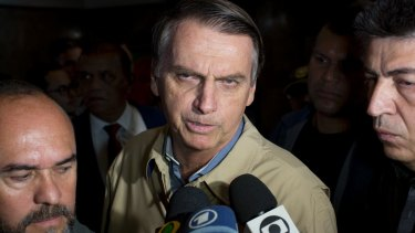 President-elect Jair Bolsonaro has a history of making colourful comments.