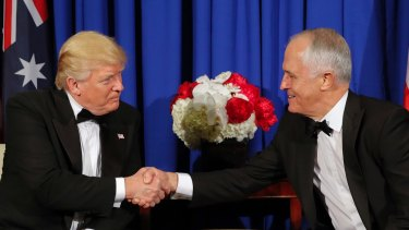"Donald Trump and Malcolm Turnbull were involved in a heated phone call about the ""dumb deal""."