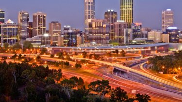 Scott Morrison says the funds will mean Perth commuters spend less time on the road.