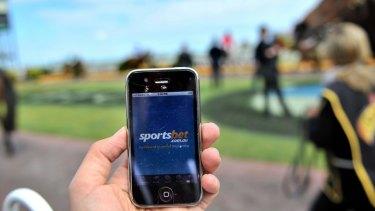 Sportsbet, Australia's biggest online betting site, is owned by global gambling giant Paddy Power Betfair.
