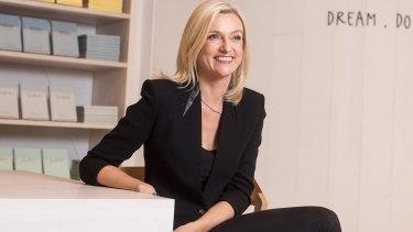 Kikki K was founded by Swedish entrepreneur Kristina Karlsson in 2001.