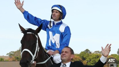 After a year, Waller can talk about Winx without crying ... sometimes