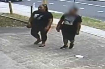 Police have released CCTV footage of a woman they believe can assist with their inquiries into the shooting death of Ho Ledinh.
