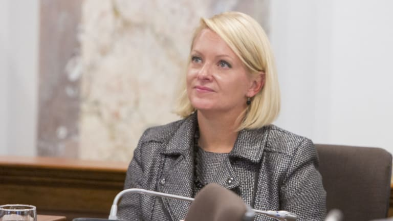 Council's finance boss Krista Adams said the council limited travel to only when it would deliver benefits to the city.