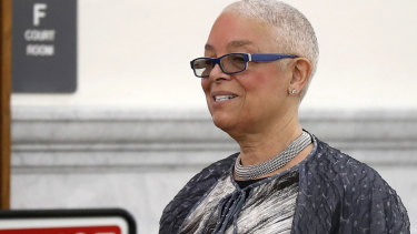 Camille Cosby has described her husband's conviction as akin to mob justice and lynchings.