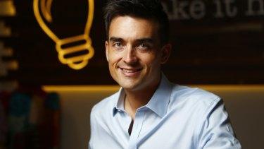 Alex McCauley, CEO of StartupAus.