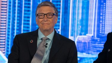Bill Gates says he has tried to slow down in recent years.