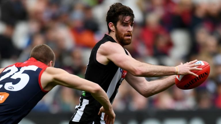 Back in the seniors: Tyson Goldsack.