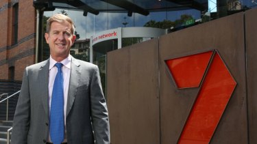 Seven West chief executive Tim Worner will have a busy month ahead overseeing the move of his office from Pyrmont to Media City in Eveleigh.