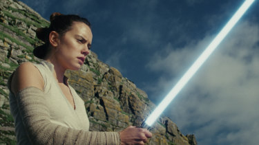 Star Wars: The Last Jedi took $57.6 million in Australia in 2017 and 2018.