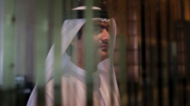 Ahmed Mansoor, a human rights activist from the United Arab Emirates, was placed under government surveillance.
