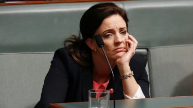 Emma Husar has been on personal leave since allegations about inappropriate behaviour first surfaced.