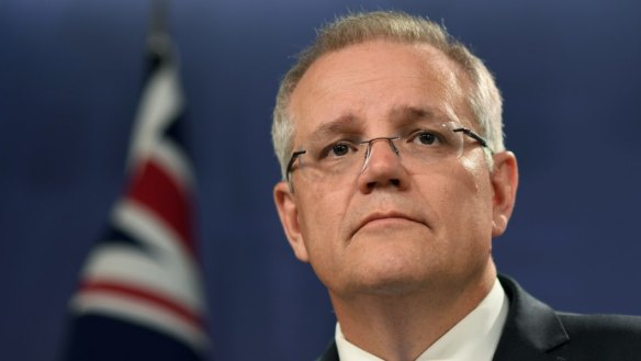 Under fire: Prime Minister Scott Morrison has been accused of trashing democracy in the Liberal Party.