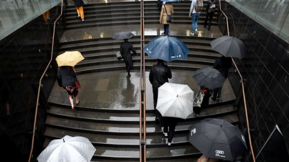Wet weather continues across NSW as October average topped
