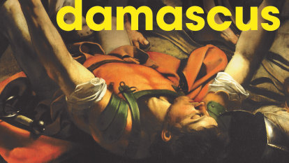 The 'devastatingly intense' lessons in Christos Tsiolkas' Damascus